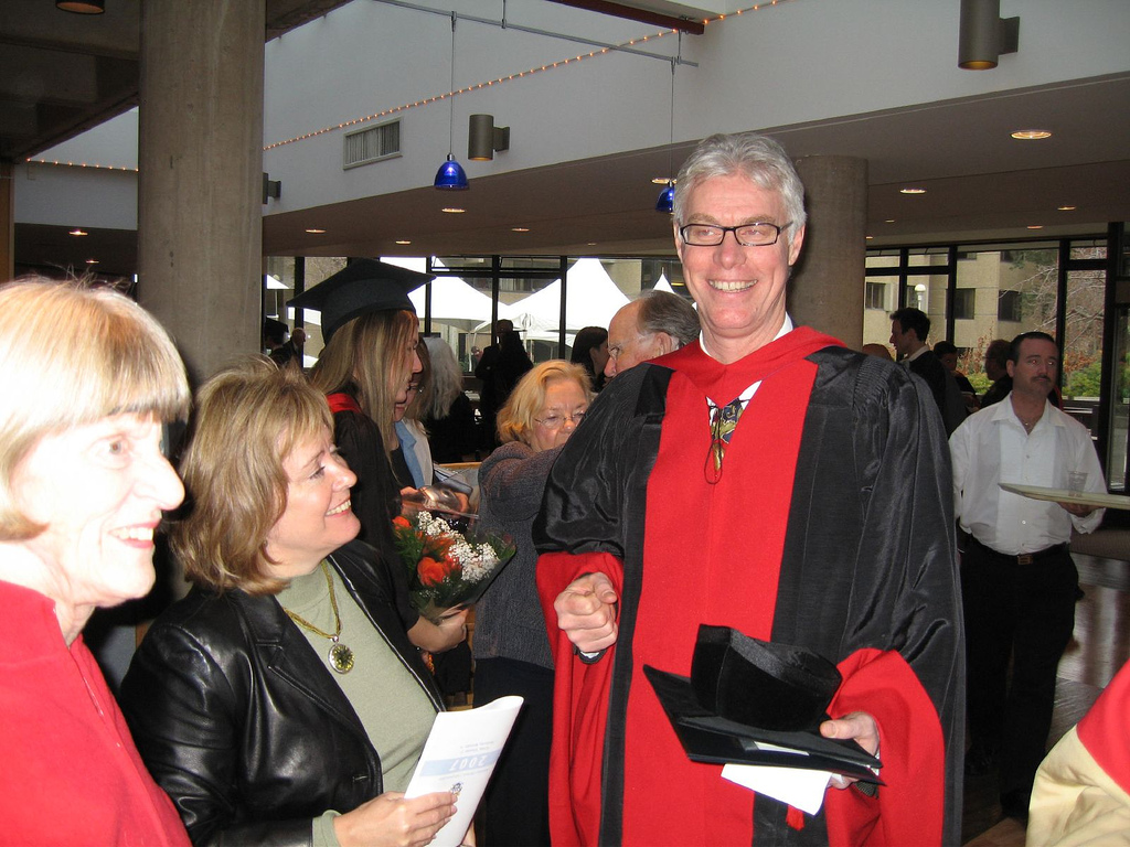 Mom, wife, new PhD