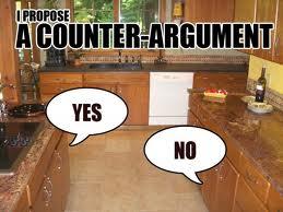 argue