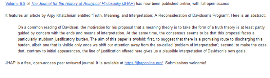 Screenshot_2018-11-03 [Philosop] New from JHAP Truth, Meaning, and Interpretation A Reconsideration of Davidson_s Program -[...]