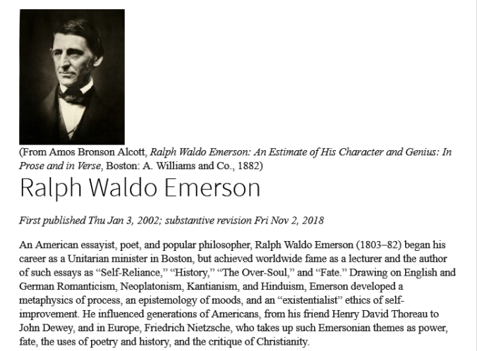 Screenshot_2018-11-09 Ralph Waldo Emerson (Stanford Encyclopedia of Philosophy)