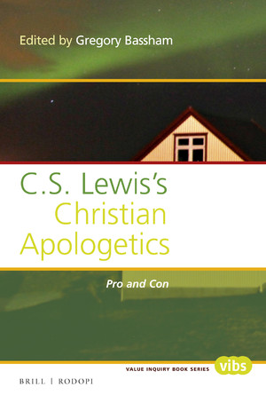 Book cover: C. S. Lewis's Christian Apologetics: Pro and Con. Edited by Gregory Bassham.